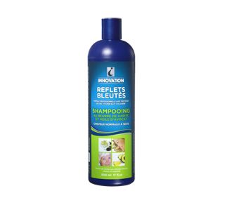 Blue Shimmer Shampoo with Shea Butter and Avocado Oil, 500 ml
