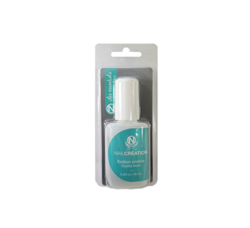Crystal Finish for Manicure, 18.5 ml