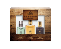 Image of product Stetson - Stetson Omni Gift Set, 3 units