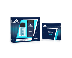 Image of product Adidas - Moves for Him Gift Set, 2 units