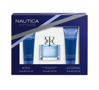 Nautica Voyage Gift Set, 3 units – Nautica : Gifts for him | Jean ...