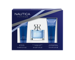 Image of product Nautica - Nautica Voyage Gift Set, 3 units