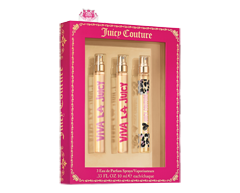 Image of product Juicy Couture - Juicy Couture Travel Spray Gift Set, 3 units