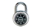 Thumbnail of product Master Lock - Fortress 3-Digit Combination Padlock, 1 unit