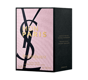 Image of product Yves Saint Laurent - Mon Paris Eau de Parfum, 50 ml