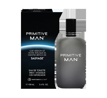 Primitive Man Eau de Toilette, 100 ml