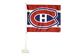 Thumbnail of product NHL - Car Flag, Montreal Canadiens, 1 unit