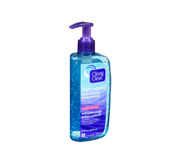 Image 2 of product Clean & Clear - Night Relaxing Deep Cleaning Facial Cleanser, 240 ml