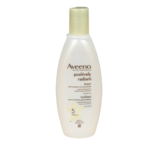 Positively Radiant Toner, 200 ml – Aveeno : Tonic and astringent