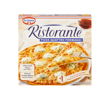 Ristorante Frozen Pizza, 340 g, 4 Cheese