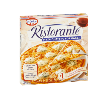 Image 2 of product Dr. Oetker - Ristorante Frozen Pizza, 340 g, 4 Cheese