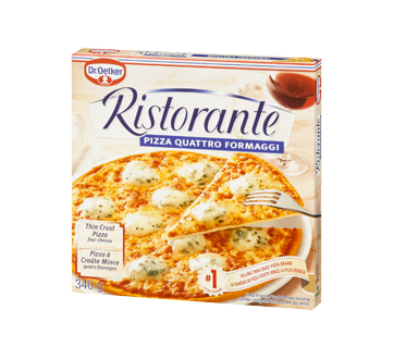 Image 3 of product Dr. Oetker - Ristorante Frozen Pizza, 340 g, 4 Cheese