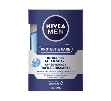 Image 1 of product Nivea Men - Protect & Care After Shave Lotion, 100 ml