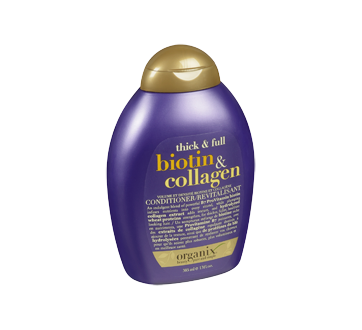 Image 2 of product OGX - biotin and Collagen, Conditioner, 385 ml
