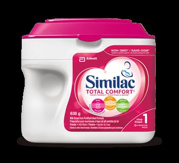 Total Comfort Non-GMO Infant formula, Powder, 638 g