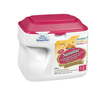 Image 2 of product Similac - Total Comfort Non-GMO Infant formula, Powder, 638 g