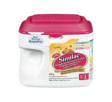 Image 3 of product Similac - Total Comfort Non-GMO Infant formula, Powder, 638 g