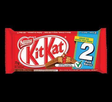 Kit Kat King Size Bars, 73 g