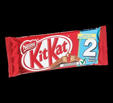 Image 2 of product Nestlé - Kit Kat King Size Bars, 73 g