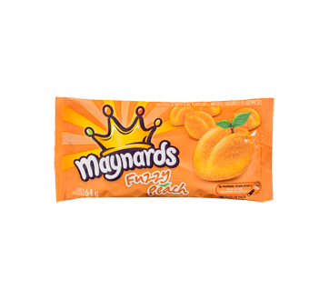 Image of product Maynards - Fuzzy Peach, 64 g