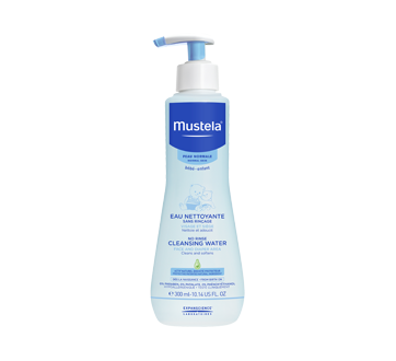 Image of product Mustela - No-Rinse Cleansing Micellar Water, 300 ml