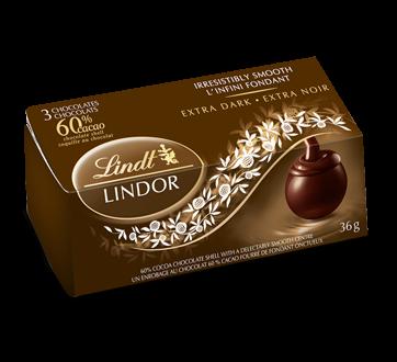 Lindor 60% Cacao Chocolate, 36 g