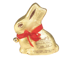 Easter host hostess gift ideas jean coutu image of product lindt gold bunny milk chocolate 100 g negle Images