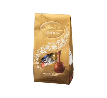 Lindor Irresistibly Smooth Assorted, 150 g