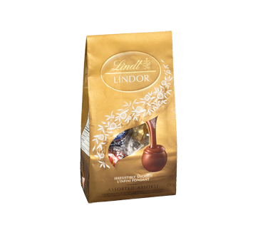 Image 2 of product Lindt - Lindor Irresistibly Smooth Assorted, 150 g