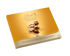 Image of product Lindt - Swiss Luxury Selection