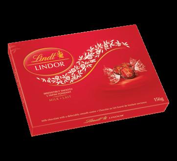 Lindor Milk Chocolate, 156 g
