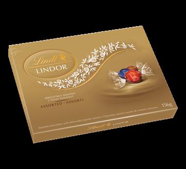 Lindor Irresistibly Smooth Assorted, 156 g
