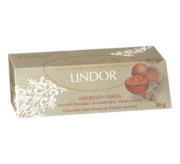 Lindor Assorted Chocolate, 36 g