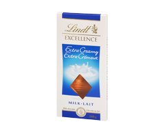 Image of product Lindt - Lindt Excellence Extra Creamy Chocolate, 100 g