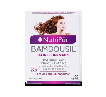 Image of product Nutripur - Bambousil, 60 units