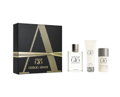 Image of product Giorgio Armani - Acqua di Giò Gift Set, 3 units