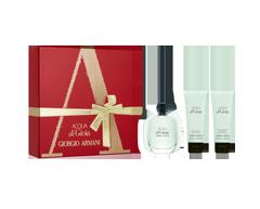 Image of product Giorgio Armani - Acqua di Gioia Gift Set, 3 units
