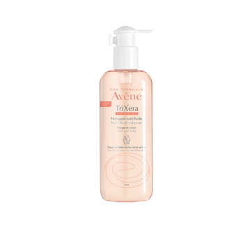 Image of product Avène - Trixera Nutrition Nutri-Fluid Cleanser, 400 ml