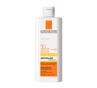 Anthelios Mineral Ultra-Fluid Body Lotion SPF 50, 125 ml