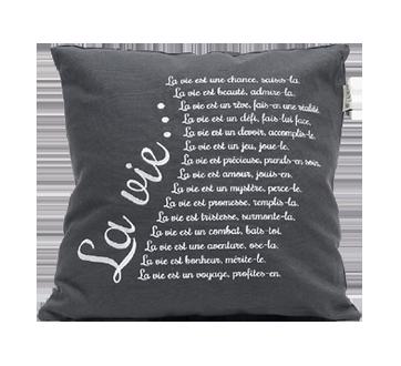 Cushion Embroidery, Life, 1 unit