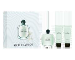 Image of product Giorgio Armani - Acqua Di Gioia Set, 3 units