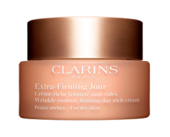 Image of product Clarins - Extra-Firming Jour Wrinkle Control Firming Day Rich Cream, 50 ml, Dry Skin