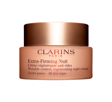 Extra-Firming Nuit Wrinkle Control Regenerating Night Cream, 50 ml