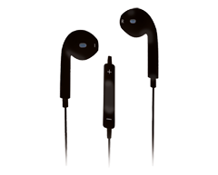 Image of product Maxell - ISO Form Buds, Black