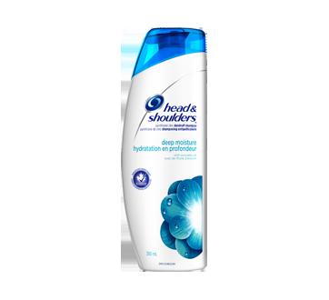 Deep Moisture Dandruff Shampoo, 380 ml