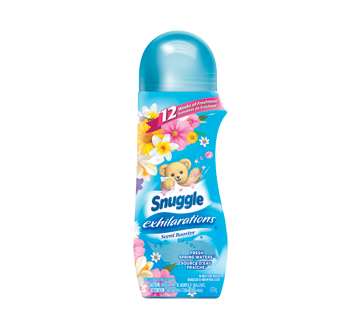 Exhilarations In-Wash Scent Booster, 439 g, Fresh Spring Waters