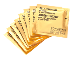 Image of product Comodynes - Self-Tanning Natural & Uniform Color, 8 wipes