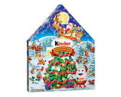 Image of product Kinder - Chocolate Advent calendar, 182 g
