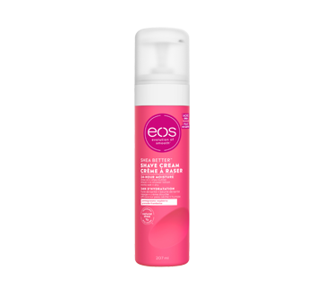 Shave Cream Ultra Moisturizing, 207 ml, Pomegranate & Raspberry