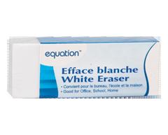 Image of product Equation - White Eraser